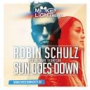 Mickey Light - Robin Schulz feat Jasmine Thompson Sun Goes Down Mickey Light Radio Edit