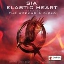 Sia feat The Weeknd amp Diplo vs DJ DNK - We Are Waitng Elastic Heart DJ S3Rgio Mashup