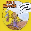 Fox and Branch - Samantha the Butterfly