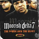 MOORISH DELTA 7 MD7 - Dusk Till Dawn