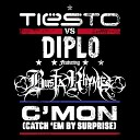 Tiesto vs Diplo feat Busta Rhymes - C mon DJ IVAN FADER Remix