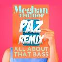 Meghan Trainor - All About That Bass (PAZ Remix