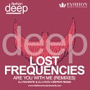 Lost Frequencies - Are You With Me (DJ Favorite & DJ Lykov Deeper Radio Edit)