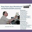 Peter Katin - Piano Concerto No 2 in D minor Op 40 III Finale Presto scherzando