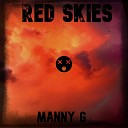 Manny G - Red Skies