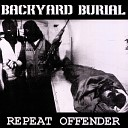 Backyard Burial - The Host