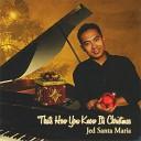 Jed Santa Maria - God Rest Ye Merry Gentlemen Carol of the Bells