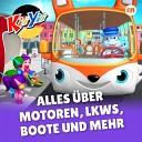 KiiYii Deutsch - Der Farben Zug