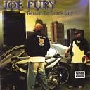 Joe Fury - So Serious Feat Ray Stone