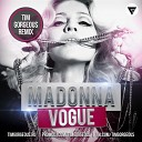 Madonna - Vogue Tim Gorgeous Radio Mix Clubmasters Records