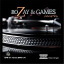 Jusryan feat Mikey - Rozay Games feat Mikey