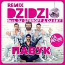 Дз дзьо - Павук DJ Ozeroff DJ Sky Rad