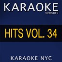 Ameritz Tracks Planet - Fires In the Style of Ronan Keating Karaoke Version