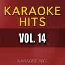 Karaoke NYC - Feeling Good Originally Performed By Muse Karaoke Version