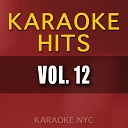 Karaoke Nyc - Underneath Your Clothes Originally Performed By Shakira Karaoke Version