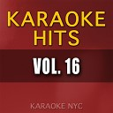 Karaoke Nyc - Could I Have This Kiss Forever Originally Performed By Enrique Iglesias Karaoke Version