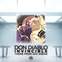 Don Diablo - Invincible