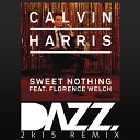 Calvin Harris feat. Florence Welch - Sweet nothing (Adam Yngstrom edit) (AGR Studio)