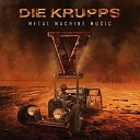 Die Krupps - Blackened
