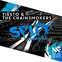 Tiesto & The Chainsmokers [mp3 - Split (Only U)