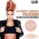 Eva Simons feat Konshens - Policeman DJ NIKI DJ Alex R