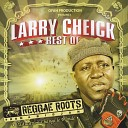 Larry Cheick - Message to Botha