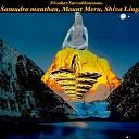 Divakar Sarvabhowman - Samudra Manthan Mount Meru Shiva Lingam