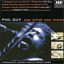 Phil Guy - Lonesome Blues