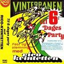 Rico Kvintetten - Rock around the clock See you later alligator Hound dog
