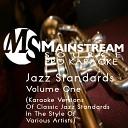 Mainstream Source Pro Karaoke - Fascination Karaoke Version Instrumental Only