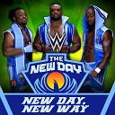 Jim Johnston - WWE New Day New Way The New Day AE Arena Effect