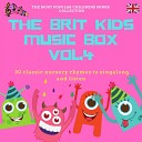The Brit Kids Allstar Band - Five Little Ducks Went Swimming One Day