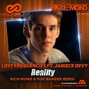 Lost Frequencies feat. Janieck - Reality (Rich-Mond & Fox Bange