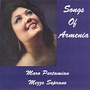 Maro Partamian Mezzo Soprano Seta Karakashian pianist - Lerner Hyreni Mountains of Armenia