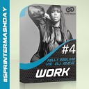 Kelly Rowland vs DJ M E G - Work DJ Alex Sprinter Mashup