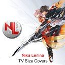 TV Size Covers
