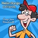 Melvin Orange Friends - Scooter Scoot