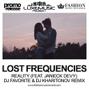 Lost Frequencies feat. Janieck - Reality (DJ Favorite & DJ Khar