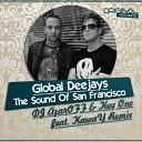 Global Deejays - The Sound Of San Francisco DJ AzarOFF Key One feat KawaY Remix
