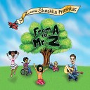 Mr Z and the Shashka Frashkas - How We Write the Teens