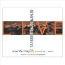 New Century Chamber Orchestra Nadja Salerno Sonnenberg - Adagio for Strings
