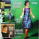 Great Continental Hits / Valente & Violins