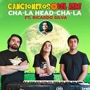 Cancioneros del Aire feat Ricardo Silva - Chala Head Chala Opening Dragon Ball Z Opening Cover
