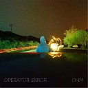 Operator Error - Ghostship