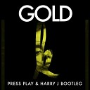 Kiiara - Gold (Press Play & Harry J Bootleg)