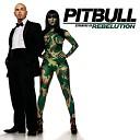 Pitbull Starring In Rebelution