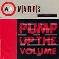 M A R R S - Pump Up The Volume Clean Radio Edit