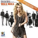 Waka Waka (This Time for Africa) [The Official 2010 FIFA World C...