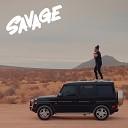 Sab Bhanot feat J Hind - Savage feat J Hind