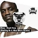 Новое Akon - Akon Right Now Dmitriy Rs Max Wave Remix Radio Ver